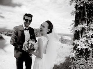 Le mariage de Martina et Yohan
