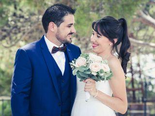 Le mariage de Clémence et Max