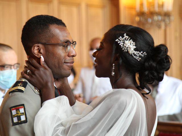 Le mariage de Thomas et Sandrine à Paris, Paris 6