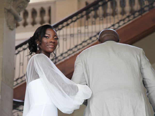 Le mariage de Thomas et Sandrine à Paris, Paris 10