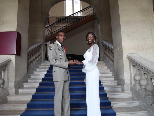 Le mariage de Thomas et Sandrine à Paris, Paris 11