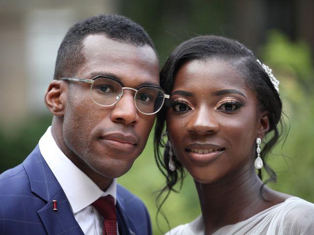 Le mariage de Thomas et Sandrine à Paris, Paris 13