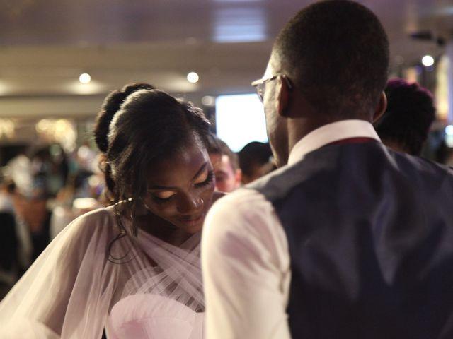 Le mariage de Thomas et Sandrine à Paris, Paris 17
