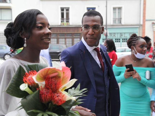Le mariage de Thomas et Sandrine à Paris, Paris 20