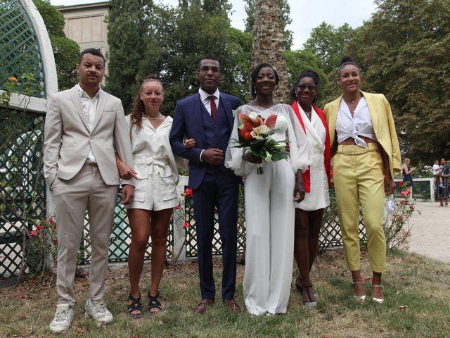 Le mariage de Thomas et Sandrine à Paris, Paris 22