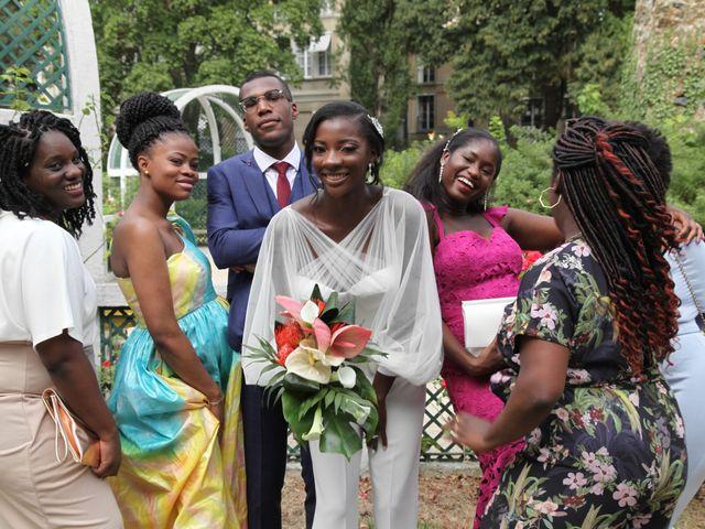 Le mariage de Thomas et Sandrine à Paris, Paris 24