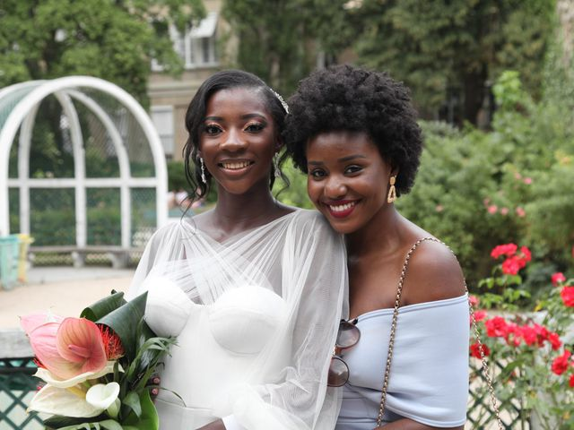 Le mariage de Thomas et Sandrine à Paris, Paris 25