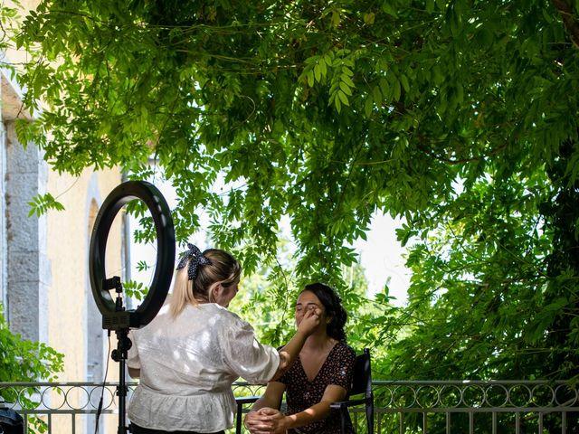 Le mariage de Ludovic et Camille à Saint-Maximin-la-Sainte-Baume, Var 3