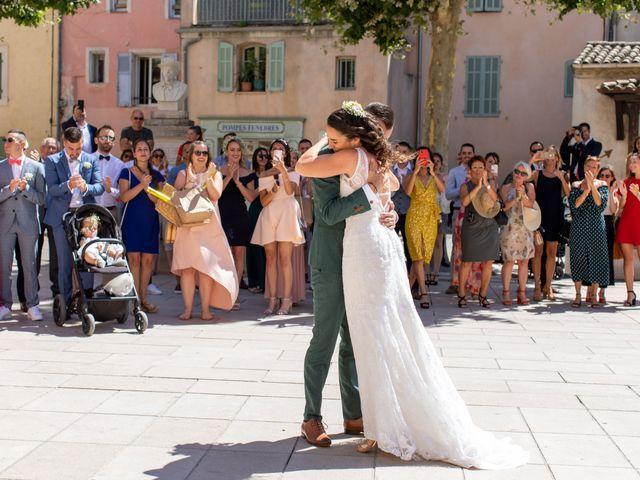 Le mariage de Ludovic et Camille à Saint-Maximin-la-Sainte-Baume, Var 10