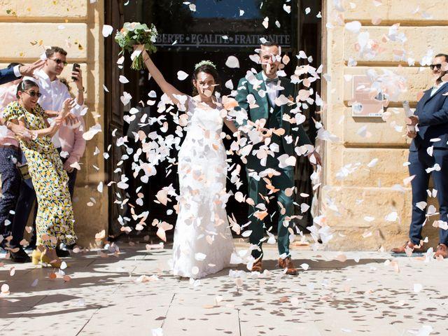 Le mariage de Ludovic et Camille à Saint-Maximin-la-Sainte-Baume, Var 1