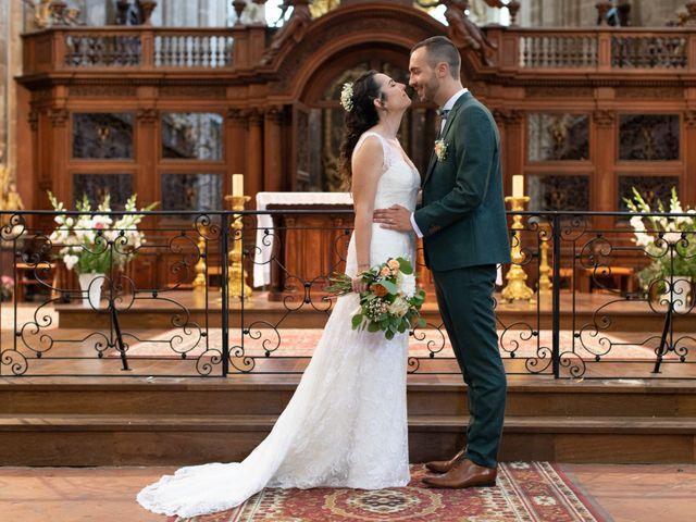 Le mariage de Ludovic et Camille à Saint-Maximin-la-Sainte-Baume, Var 12