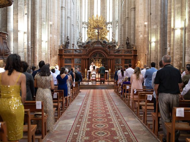Le mariage de Ludovic et Camille à Saint-Maximin-la-Sainte-Baume, Var 14