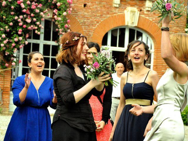 Le mariage de Emilien et Sofia à Préserville, Haute-Garonne 34