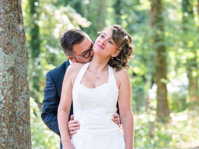 Le mariage de Céline et Anthony