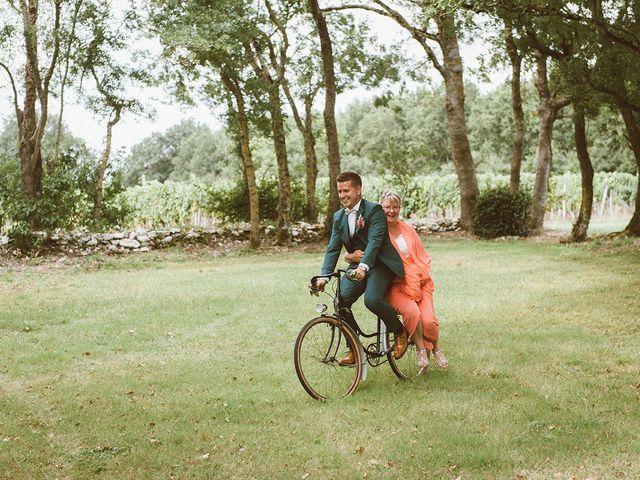 Le mariage de Jérémy et Claire à Arces, Charente Maritime 15