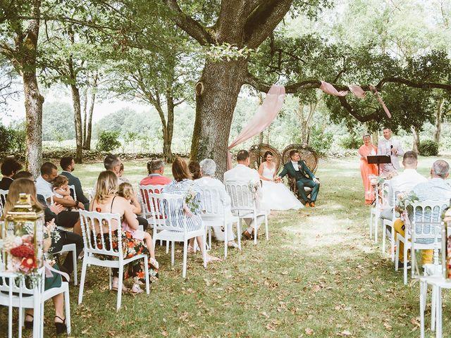 Le mariage de Jérémy et Claire à Arces, Charente Maritime 18