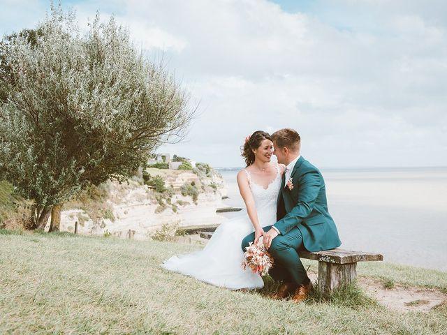 Le mariage de Jérémy et Claire à Arces, Charente Maritime 24