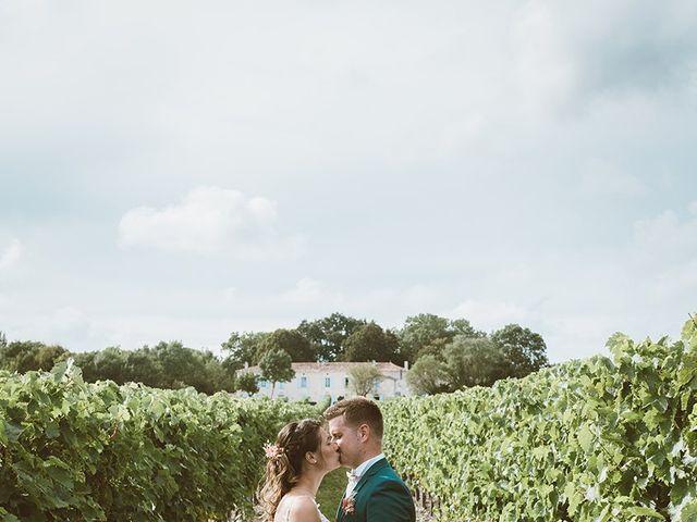 Le mariage de Jérémy et Claire à Arces, Charente Maritime 27