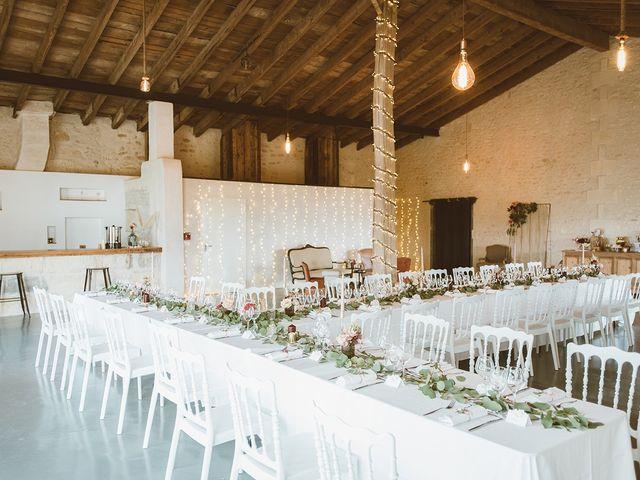 Le mariage de Jérémy et Claire à Arces, Charente Maritime 31