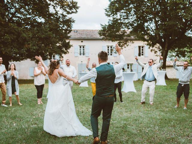 Le mariage de Jérémy et Claire à Arces, Charente Maritime 37