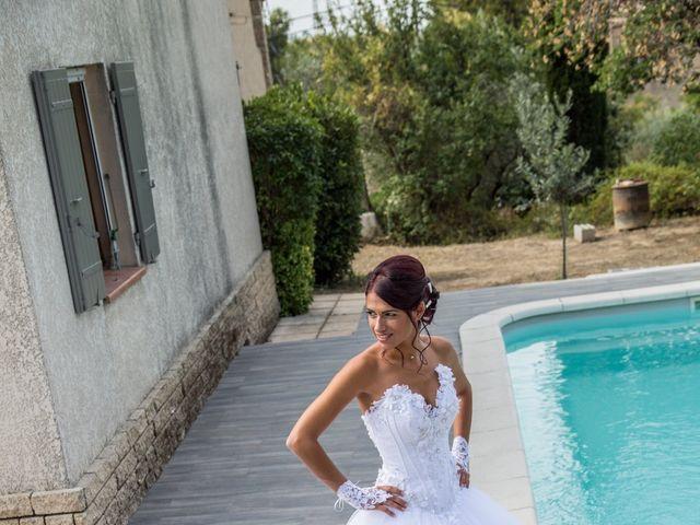 Le mariage de Anthony et Aurélie à Saint-Victoret, Bouches-du-Rhône 3