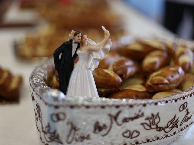 Le mariage de Régis et Adeline à Blodelsheim, Haut Rhin 16