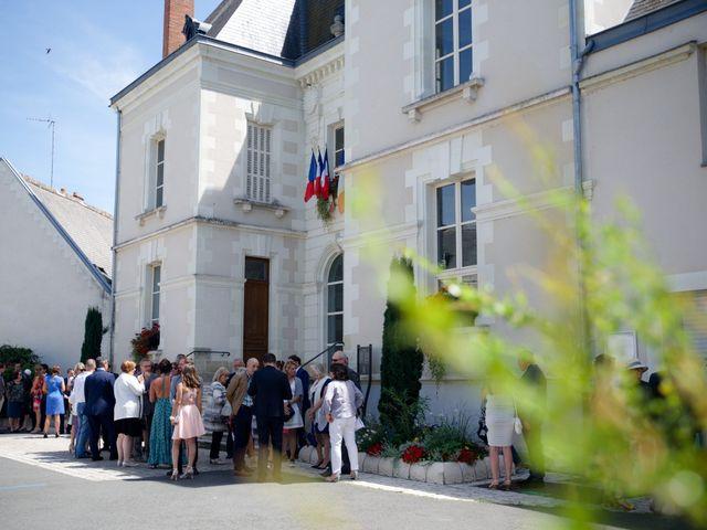 Le mariage de Jérôme et Cécile à Savonnières, Indre-et-Loire 15