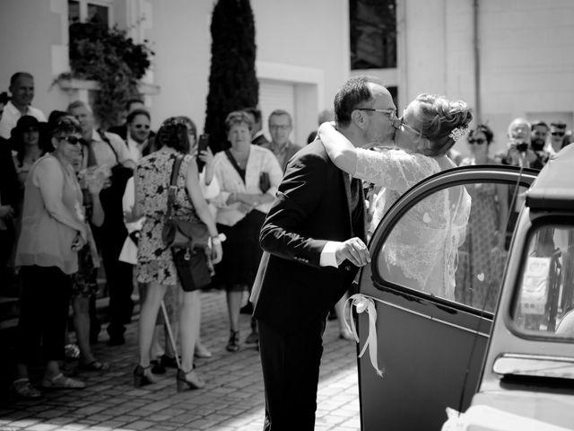 Le mariage de Jérôme et Cécile à Savonnières, Indre-et-Loire 16