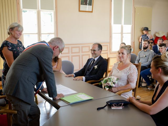 Le mariage de Jérôme et Cécile à Savonnières, Indre-et-Loire 17
