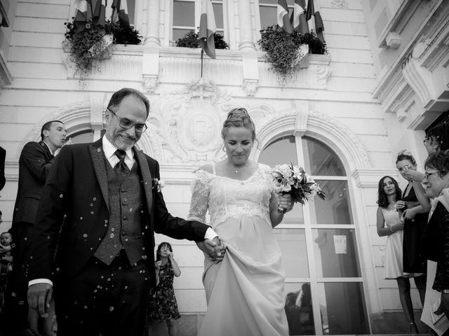 Le mariage de Jérôme et Cécile à Savonnières, Indre-et-Loire 21