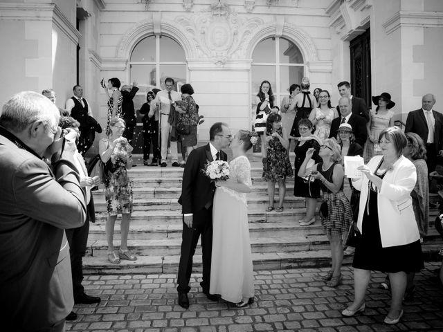 Le mariage de Jérôme et Cécile à Savonnières, Indre-et-Loire 22