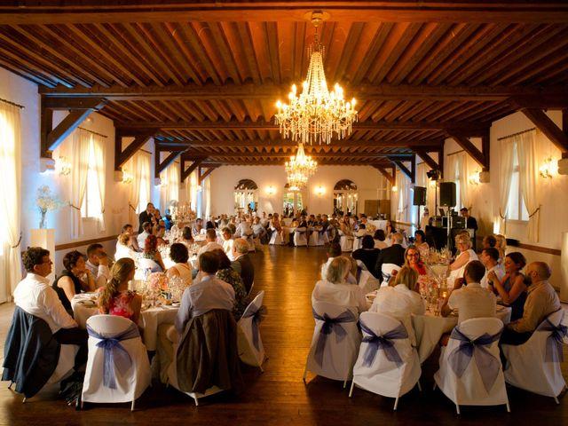 Le mariage de Jérôme et Cécile à Savonnières, Indre-et-Loire 42