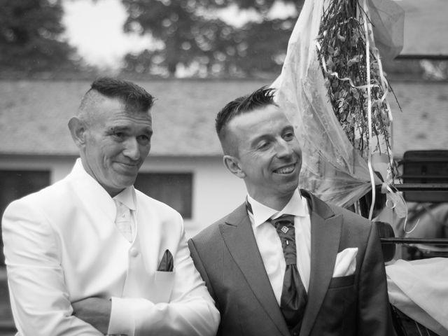 Le mariage de Jean Michel et Mickaël à Maxent, Ille et Vilaine 1