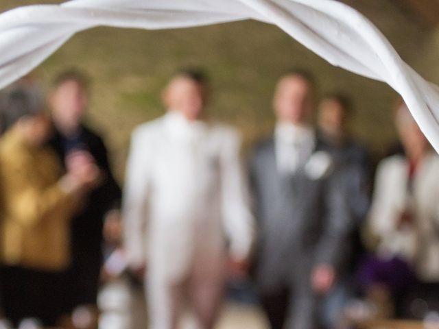 Le mariage de Jean Michel et Mickaël à Maxent, Ille et Vilaine 8