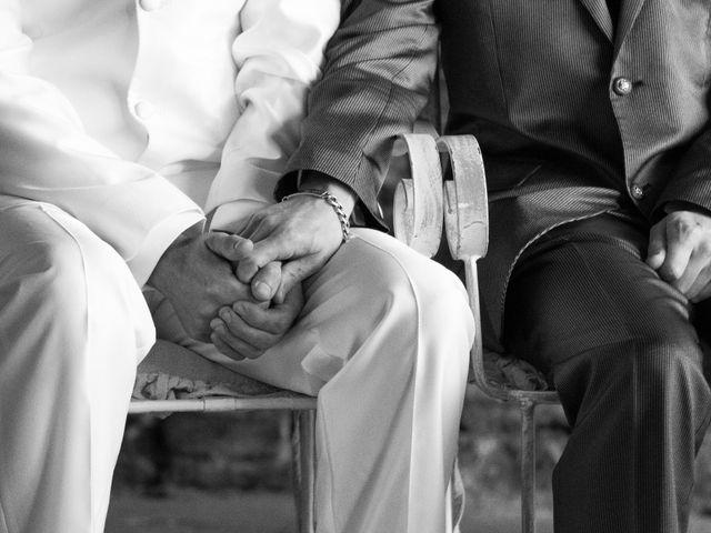 Le mariage de Jean Michel et Mickaël à Maxent, Ille et Vilaine 11