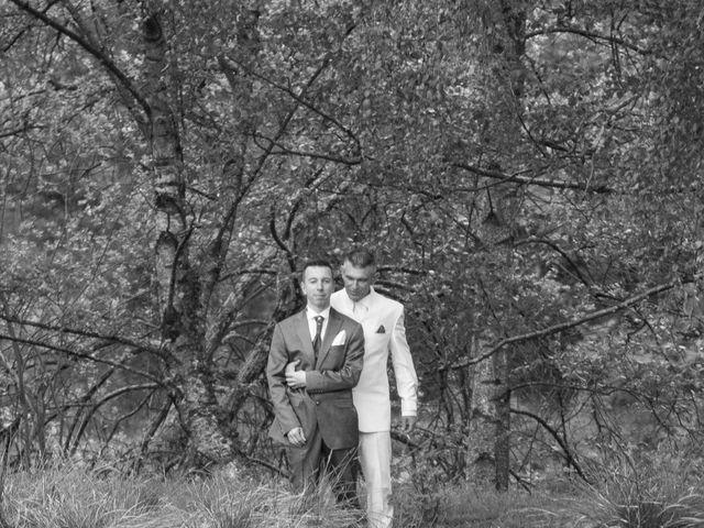 Le mariage de Jean Michel et Mickaël à Maxent, Ille et Vilaine 22
