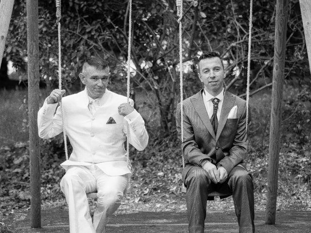 Le mariage de Jean Michel et Mickaël à Maxent, Ille et Vilaine 28