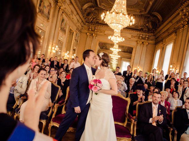 Le mariage de Perrine et Nicolas