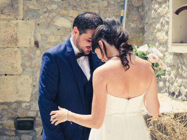 Le mariage de Max et Clémence à Puisserguier, Hérault 6