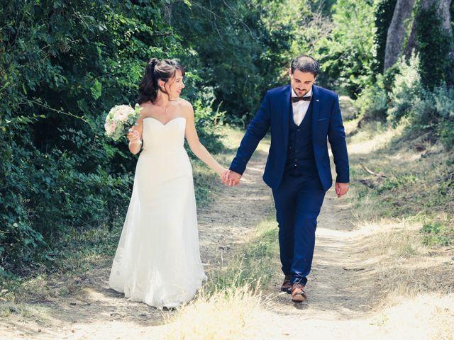 Le mariage de Max et Clémence à Puisserguier, Hérault 8