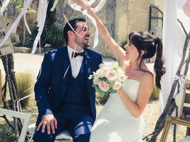 Le mariage de Max et Clémence à Puisserguier, Hérault 9