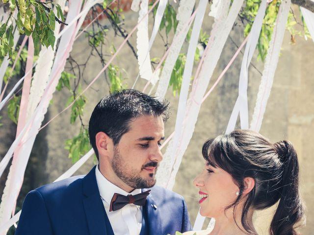 Le mariage de Max et Clémence à Puisserguier, Hérault 10