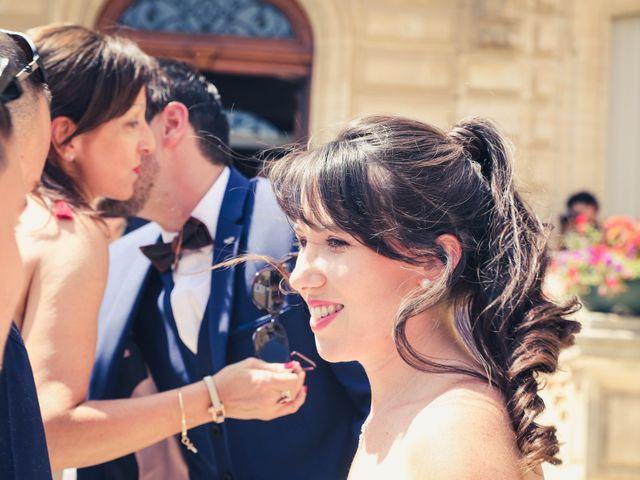 Le mariage de Max et Clémence à Puisserguier, Hérault 14