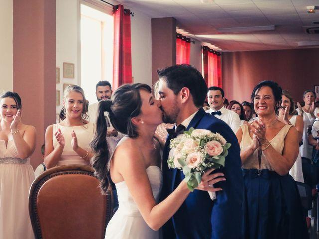 Le mariage de Max et Clémence à Puisserguier, Hérault 17