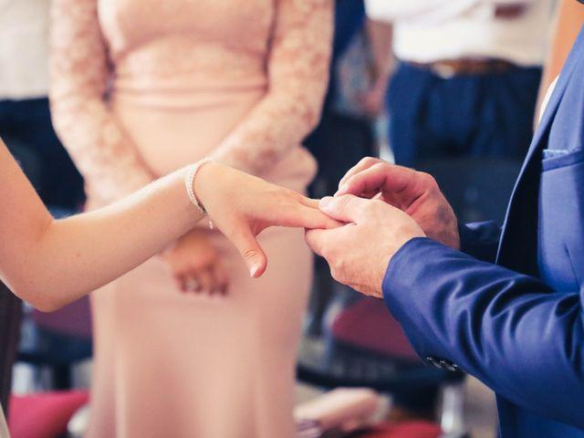 Le mariage de Max et Clémence à Puisserguier, Hérault 18