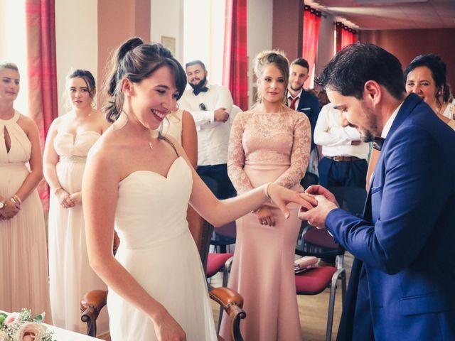 Le mariage de Max et Clémence à Puisserguier, Hérault 19