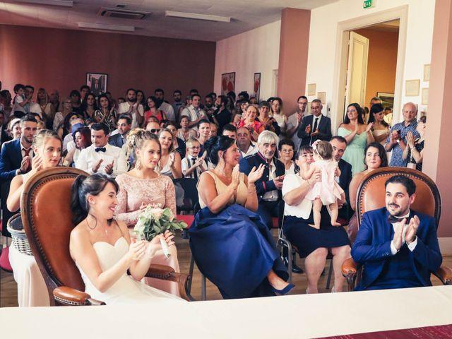 Le mariage de Max et Clémence à Puisserguier, Hérault 20