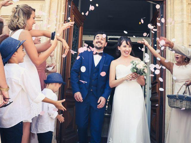 Le mariage de Max et Clémence à Puisserguier, Hérault 21