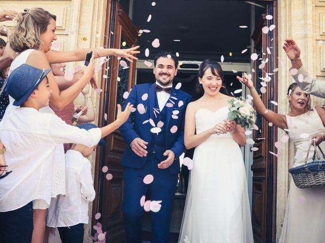 Le mariage de Max et Clémence à Puisserguier, Hérault 22
