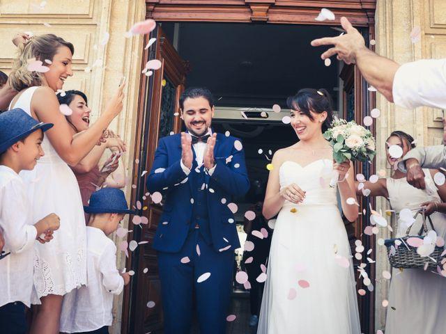 Le mariage de Max et Clémence à Puisserguier, Hérault 23